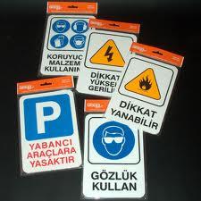 Güvenlik işaretleri